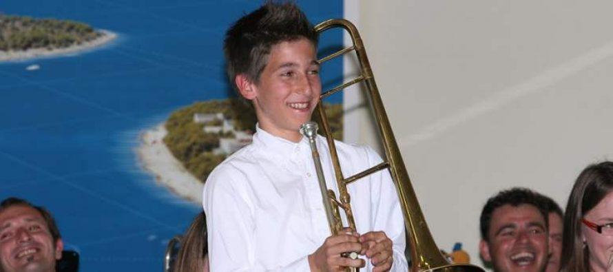 Uskršnji koncert Puhačkog orkestra Primošten
