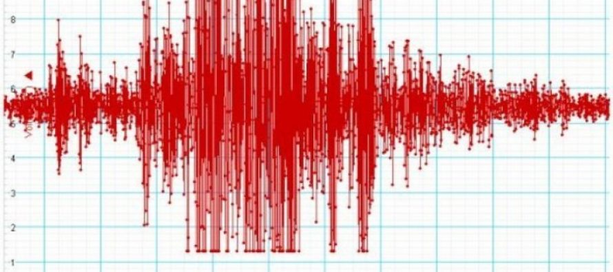 Umjereni potres jačine 3 stupnja prema Richteru zatresao je noćas nešto iza ponoći područje oko Rogoznice