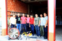 Primoštenski vatrogasci dobili na dar vrijednu opremu