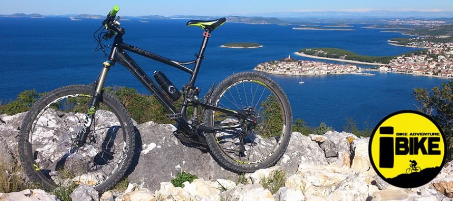 I-Bike   < bicycle adventure >