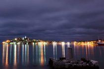 FOTO: Prekrasni prizori Primoštena uz oblačnu kulisu