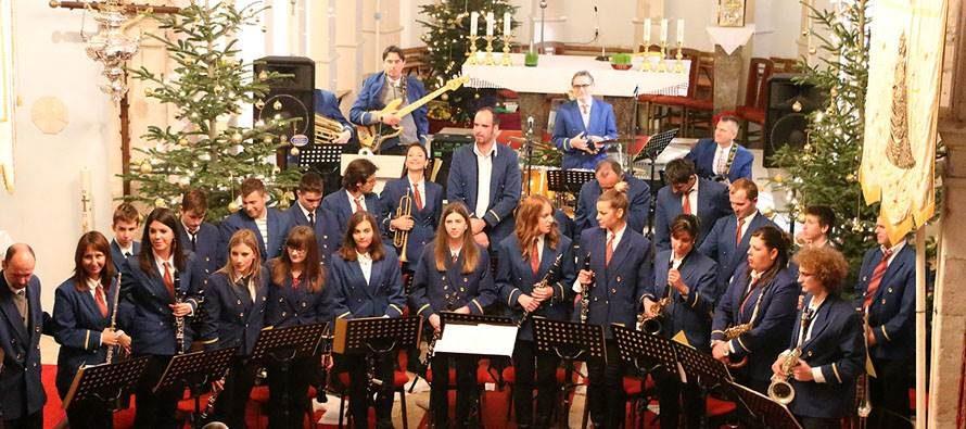 FOTO:Koncert Puhačkog orkestra na blagdan sv. Stjepana