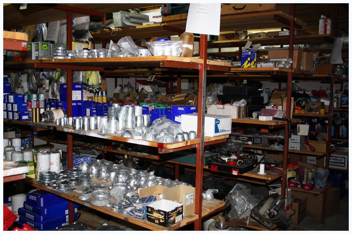 skladište servisa kremik