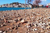 FOTO: Olujno nevrijeme pogodilo primoštensku obalu