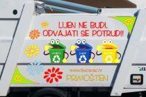 """Obavijest iz komunalnog poduzeća """"Bucavac"""""""