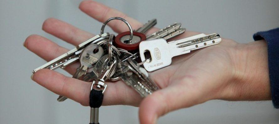 Izgubljen je ključ od VW Caddya
