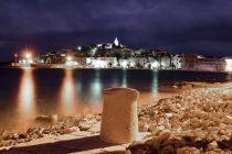 FOTO: Prekrasne fotografije Primoštena u noći