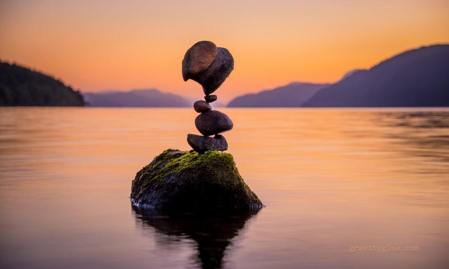 EXPRES - Izgleda nemoguće – Balansiranje kamenjem