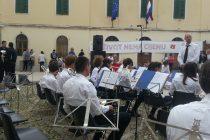 Jedan dan u životu primoštenskog glazbara: Smotra u Skradinu