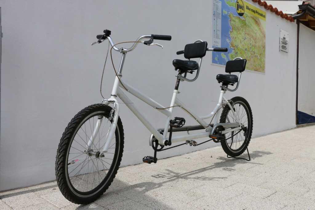 cube bike primosten