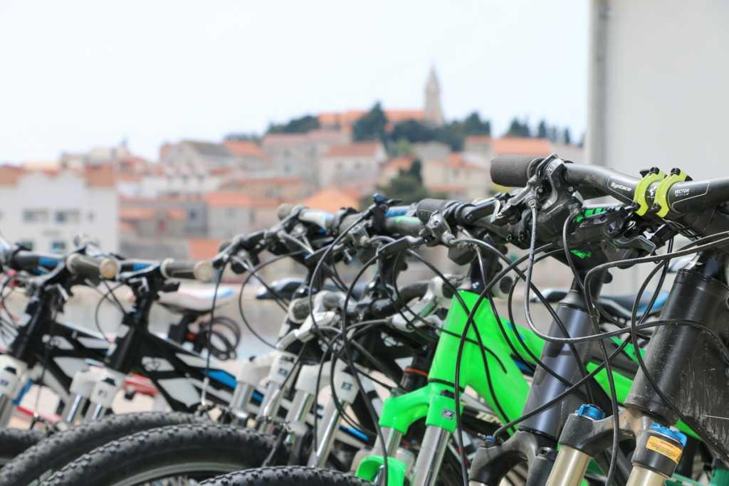 bicycle primosten