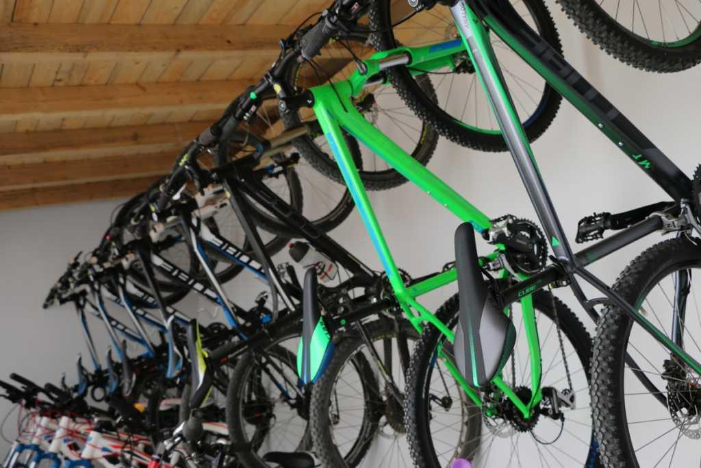 rent a bike dalmatia