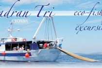 NOVA TURISTIČKA PONUDA: m/b Jadran III – Eco Fishing Excursion – Ribolovni turizam