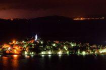 FOTO: Munje parale nebo nad Primoštenom: Ciklona Helga donijela jesen Hrvatskoj