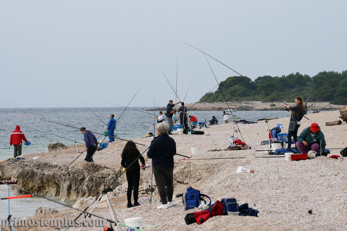 Ribolov natjecanje Primošten