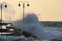 FOTO: Uzburkano more u Primoštenu