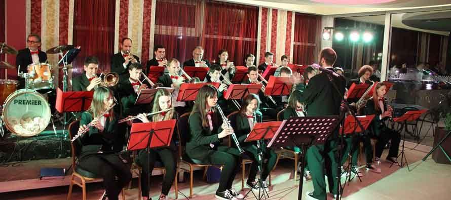 Glazbari vratili Primošten u '60