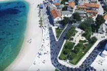 VIDEO iz zraka: 4. Biciklijada u Primoštenu