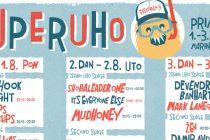 Odličan program SUPERUHO festivala – Pogledajte trodnevni raspored