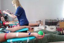 BRAVO ! Primoštenci se po najvećoj vrućini odazvali akciji darivanja krvi
