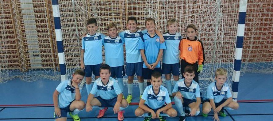 Započelo je natjecanje TOP TIM futsal lige za tiće i pionire