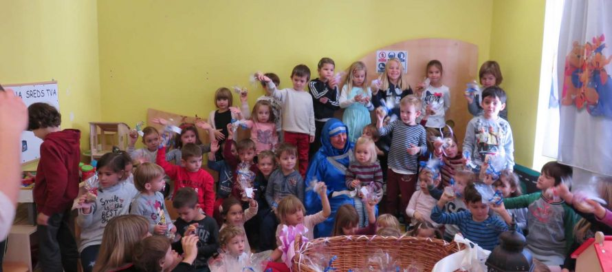 Sv. Luce posjetila djecu u vrtiću