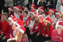 Božićna priredba u OŠ Primošten