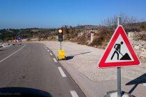 Obavijest o postavljanju privremene prometne regulacije na županijskoj cesti Grebaštica – Primošten Burnji