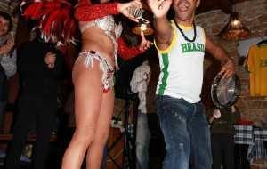 Brazilska večer u Tereze