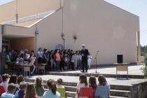 Osnovna škola Primošten je obnovila status u Međunarodnoj mreži eko škola te postala škola sa zlatnim statusom