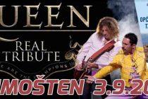 """Vizual za jumbo plakat  """"Queen-a"""" u Primoštenu"""