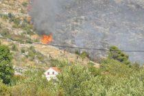 Požar kod Drage