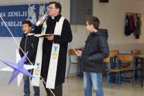 Blagoslov učenika i djelatnika naše škole