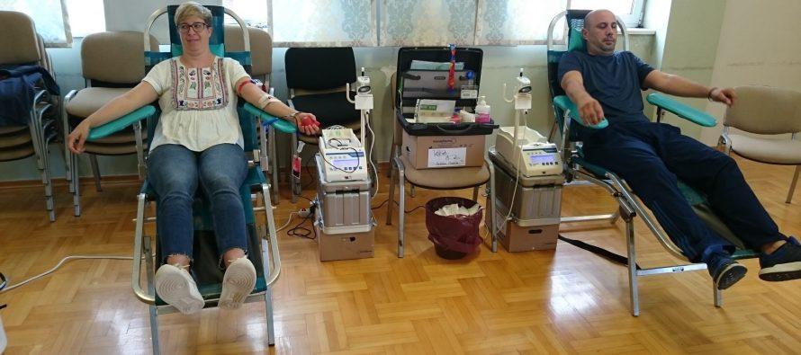Pozivamo drage sugrađane da se odazovu akciji dobrovoljnog darivanja krvi u Primoštenu 13. veljače 2018.