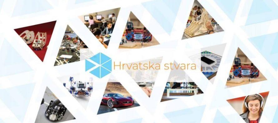 Predstavljanje projekta Hrvatska stvara – Ministar Marko Pavić posebno pohvalio Code Club Primošten