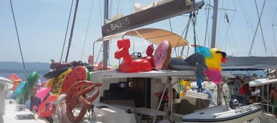 FORA PLUS: Full oprema na brodu – Najveselije plovilo na Jadranu !
