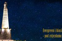 Evergreeni i klasika u noći – pod zvijezdama na Gaju
