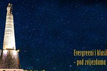 """Podno kipa Gospe od Loreta održan je """"Koncert klasika i evergreen skladbi pod zvijezdama"""""""