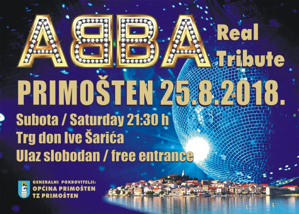 abba real tribute