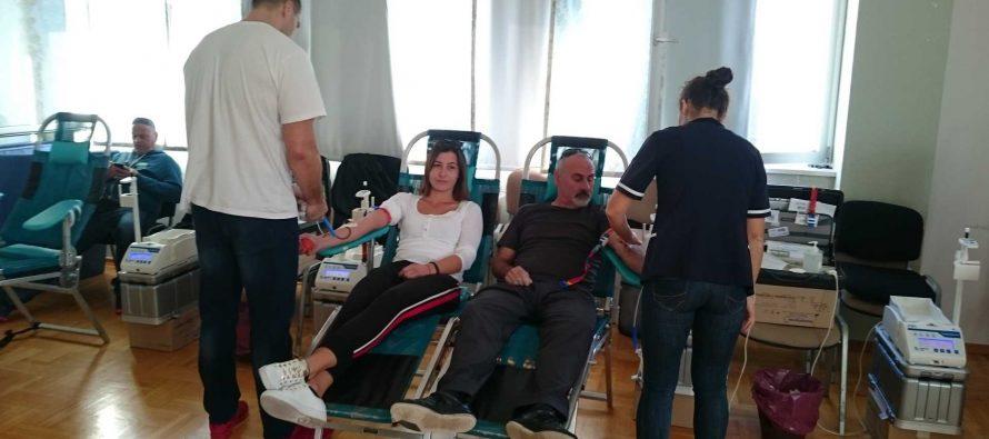 ODAZOVITE SE, DARUJMO KRV – Dobrovoljno darivanje krvi u Primoštenu 12.2.2019.