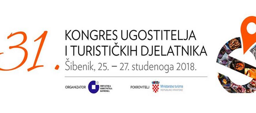 31. Kongres ugostitelja i turističkih djelatnika Hrvatske obrtničke komore u Šibeniku