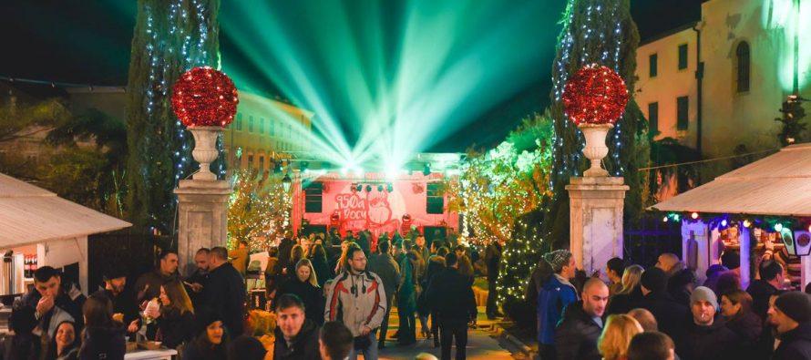 Na sv. Nikolu u četvrtak, 6. prosinca paljenjem svjećica u Đardinu započet će omiljena šibenska Adventura
