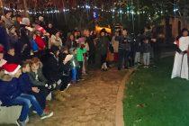 VIDEO – Božićni igrokaz vrtića Bosiljak u parkiću :)