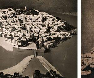 STARA IDEJA O POSTAVLJANJU MOSTA NA KAMENIM STUPOVIMA: Osvrt na izložbu o arhitektu Budimiru Pervanu i njegovim projektima u Primoštenu