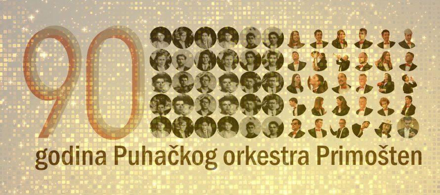Devedeset godina primoštenske glazbe