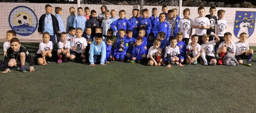 TURNIR NAJMLAĐIH: Odigran malonogometni turnir u Primoštenu