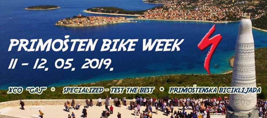 NAJAVA – Primošten bike week