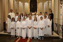 Slavlje Prve sv. Pričesti u župnoj crkvi sv. Jurja