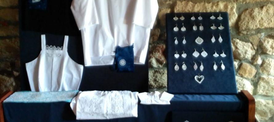 Otvorena treća izložba čipke u crkvi svetoga Roka