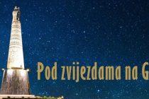 Pod zvijezdama na Gaju – Klasika u noći